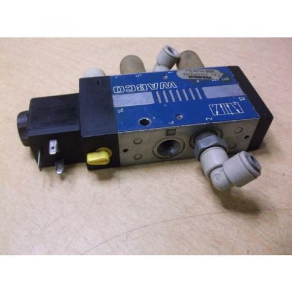 Wabco PS 34010-1355 Rexroth Pneumatic Valve FREE SHIPPING #3 image