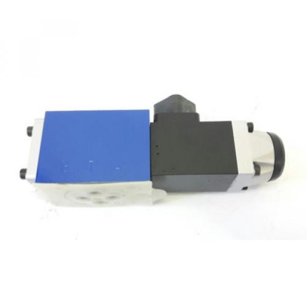 Rexroth Hydraulikventil 4WE6D51/AG24NZ4 solenoid valve 703273 #5 image