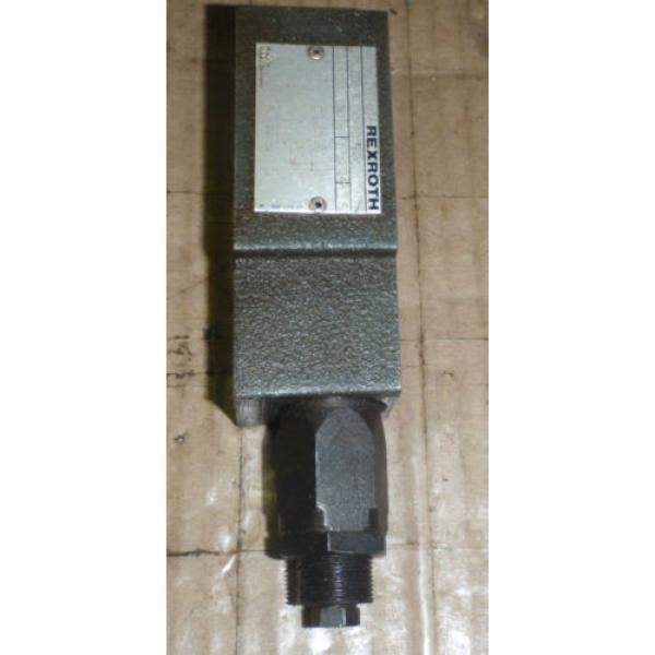 Rexroth Valve ZDB 6 VB2-40/100V ZDB6VB240/100  2DB6VB2-40 #2 image