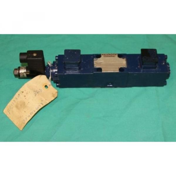 Bosch Rexroth 4WRE 6 E16-11/24Z4/M Proportional valve #1 image