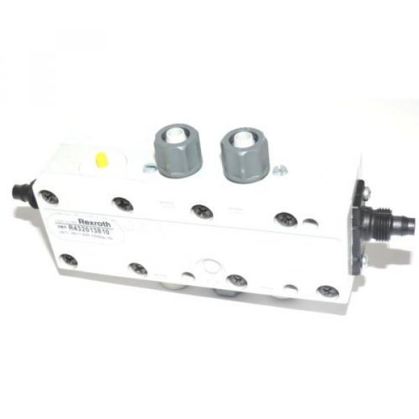 NIB REXROTH BOSCH R432013810 740 VALVE 150 MAX PSI #3 image