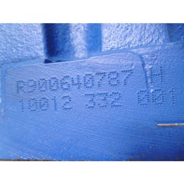 R900640787 H VALVE Origin NO BOX #5 image