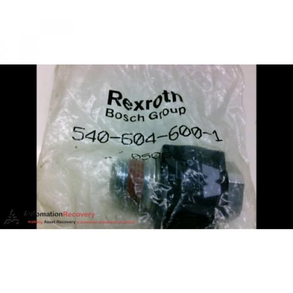 BOSCH REXROTH 540-604-600-1 RIGHT ANGLE FLOW CONTROL VALVE, 3/8IN NPT,, Origin #4 image