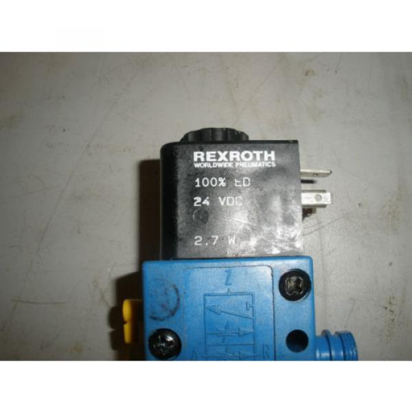 Rexroth PW27860  L197   150PSI   Pneumatic Valve #2 image