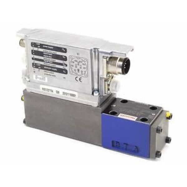 Bosch Rexroth 4WRPNH Servo Valve Ventil IAC-R Integrierter Achsregler NG6 315bar #1 image