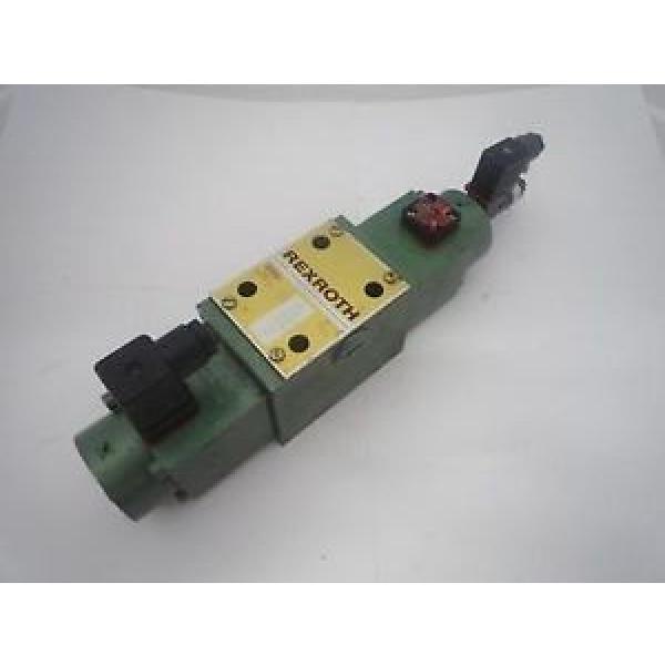 Rexroth hydraulic valve 4WRF  10  W 1-64-10/24Z4/M #1 image
