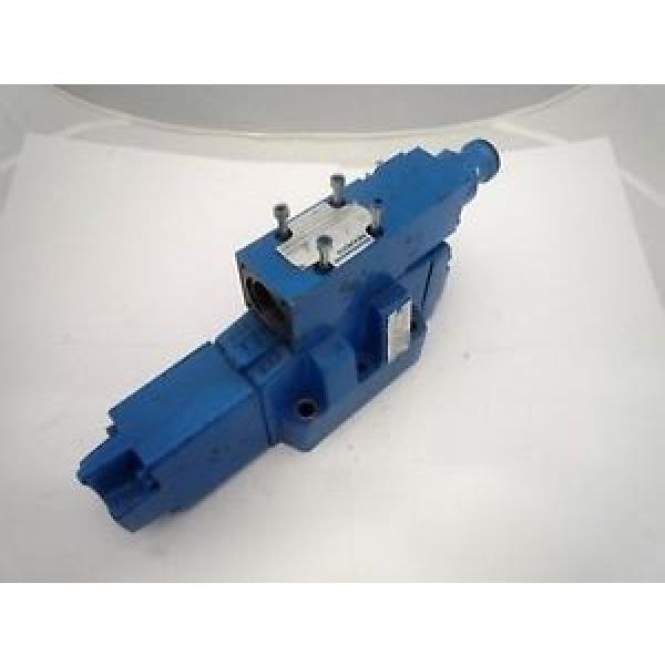Rexroth hydraulic valve 4WR2 16 E150-60/6AG24N9E4/D3M-125 #1 image
