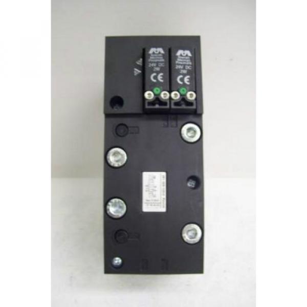 TM-2287, REXROTH 261-309-120-0 PNEUMATIC SOLENOID ISO VALVE #4 image