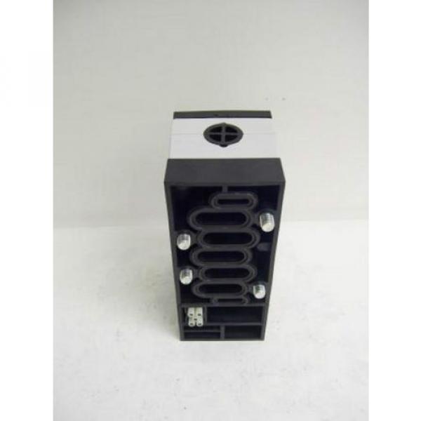 TM-2287, REXROTH 261-309-120-0 PNEUMATIC SOLENOID ISO VALVE #8 image