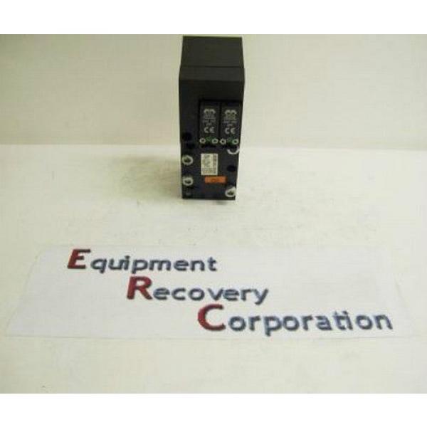 TM-2298, REXROTH 261-209-120-0 PNEUMATIC SOLENOID ISO VALVE #1 image