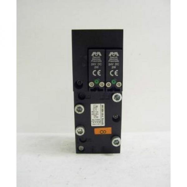 TM-2298, REXROTH 261-209-120-0 PNEUMATIC SOLENOID ISO VALVE #2 image