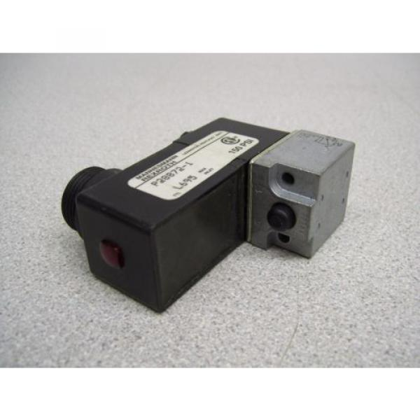 MX-395 MANNESMANN REXROTH P28872-1 SOLENOID LOT OF 2 #2 image