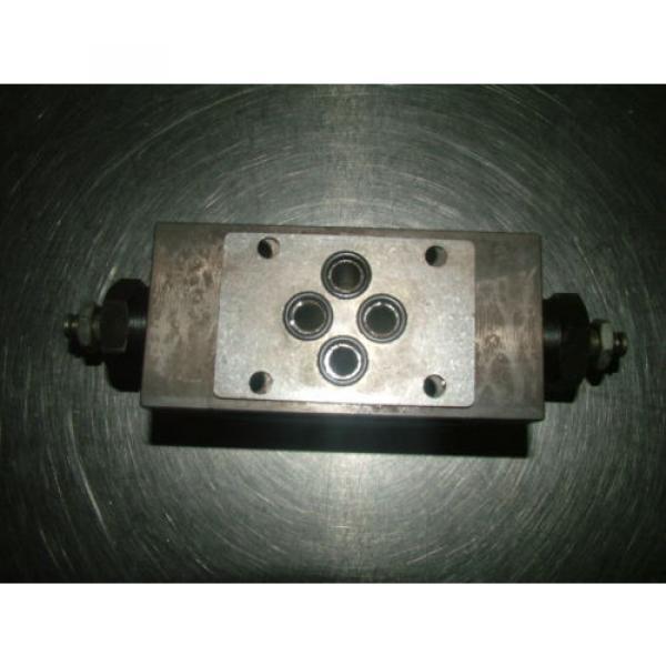Denison Hydraulics ZRD-ABZ-01-SO-D1 ZRD Throttle Check Valves, ZRDABZ01S0D1 #2 image