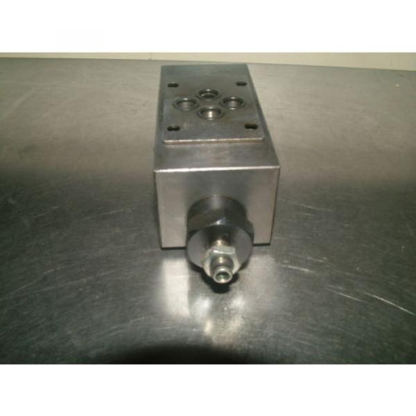 Denison Hydraulics ZRD-ABZ-01-SO-D1 ZRD Throttle Check Valves, ZRDABZ01S0D1 #3 image