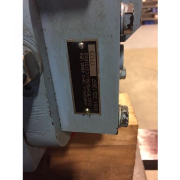 P11S3RIC9A2A Denison Gold Cup Parker Pump  Origin #5 image