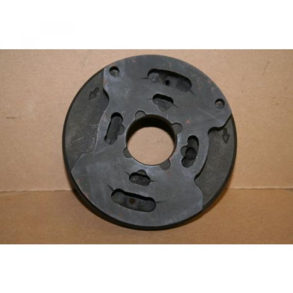 Port plate wear plate for rotary pump Abex Denison Unused #3 image
