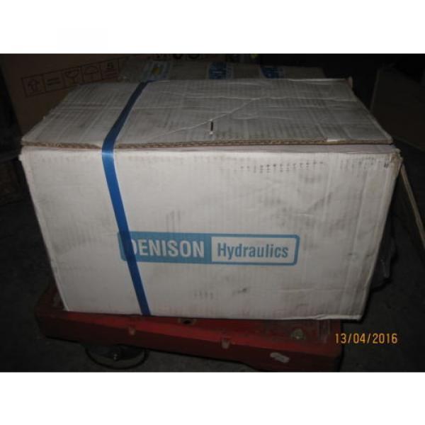 Denison Hydraulics Double Vane Pump T67CB-012-B03-1R00-A111 #1 image