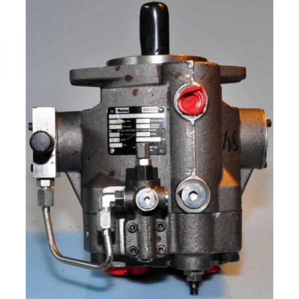 Parker Denison Hydraulikpumpe Hydraulikmotor  Typ : PVP23X3201/21 #2 image