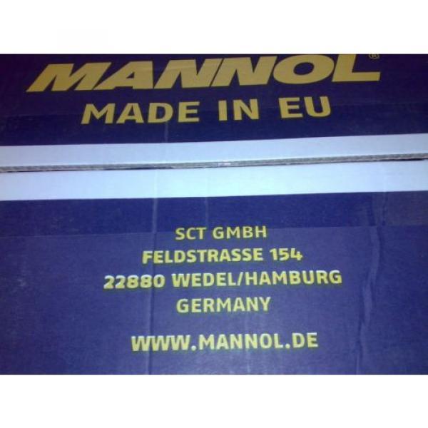 5L MANNOL Molibden Diesel 10W-40 API CG-4/CF-4/SJ Motoröl Öl 10W40 ACEA E2/B3/A2 #3 image