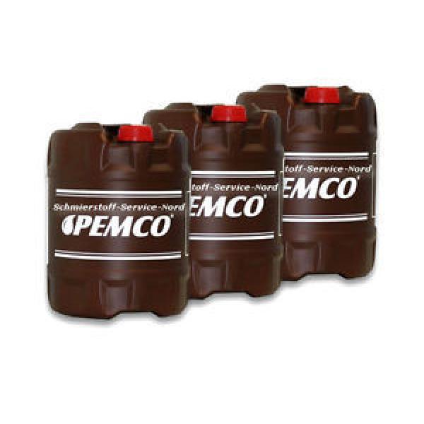 60 Ltr 3x20 Liter PEMCO Multi UTTO WB 101 Getriebeöl Hydrauliköl #1 image