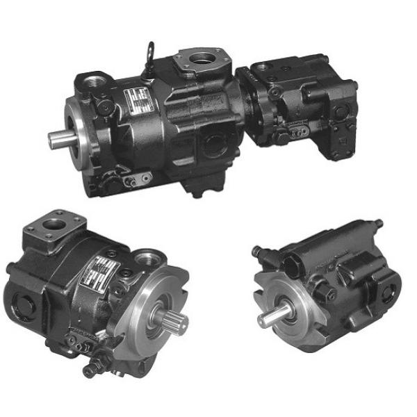 Plunger PV series pump PV6-2R1D-J00 #1 image