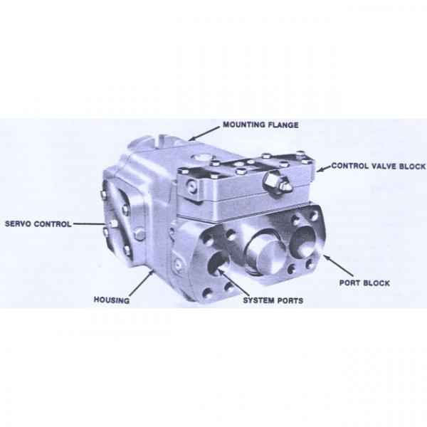 Dansion piston pump gold cup series P6R-4R1E-9A6-B0X-B0 #1 image