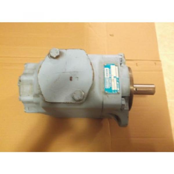 Parker  Denison hydraulic vane pump T6DC-028-010-1R00-B1 Hagglunds   014-97745-0 #1 image