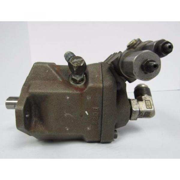 REXROTH India Germany HYDRAULIC PUMP A10VS010DFR152RPKC64N00 #2 image