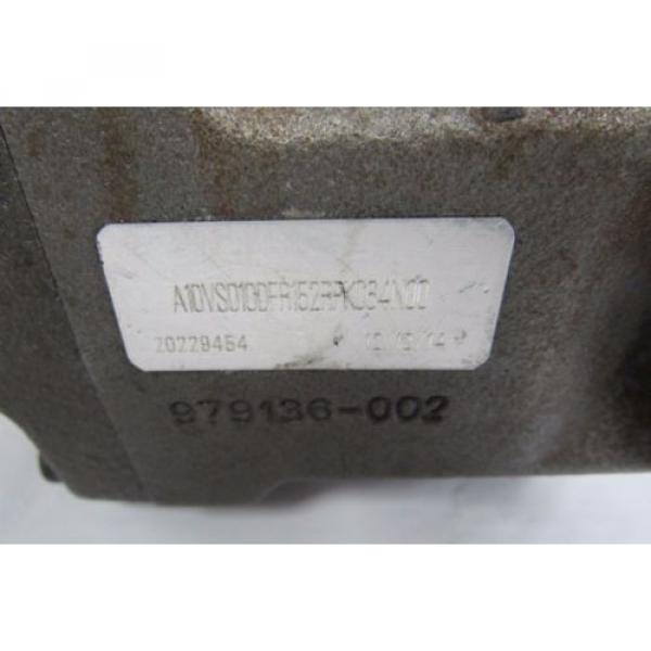 REXROTH India Germany HYDRAULIC PUMP A10VS010DFR152RPKC64N00 #5 image