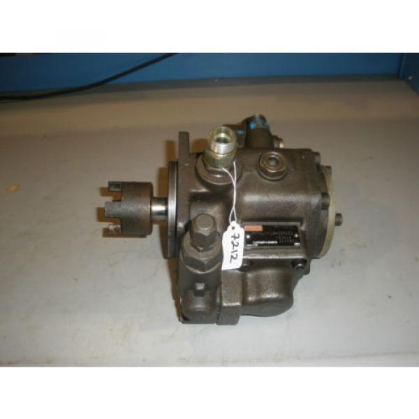 Rexroth Japan Canada Hydraulic Pump PV7-1X/16-20RE01 MCO-16 160/bar press. 270 I/min flow #1 image
