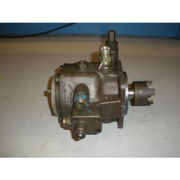 Rexroth Japan Canada Hydraulic Pump PV7-1X/16-20RE01 MCO-16 160/bar press. 270 I/min flow #4 image