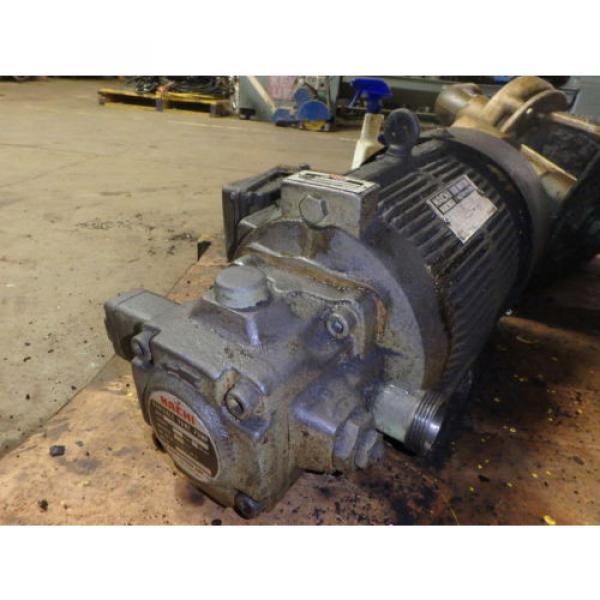 Nachi Variable Vane Pump Motor_VDR-1B-1A3-1146A_LTIS85-NR_UVD-1A-A3-22-4-1140A #5 image