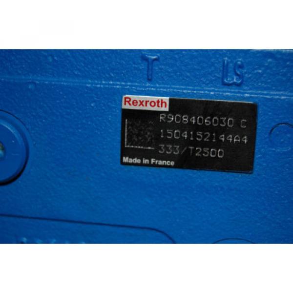 Rexroth Valve Block suit  to JCB 8040, JCB 333/T2500 #4 image