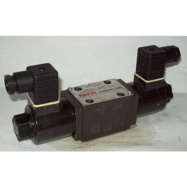 D03 4 Way 4/3 Hydraulic Solenoid Valve i/w Vickers DG4V-3-6C-U-D 230 VAC #1 image
