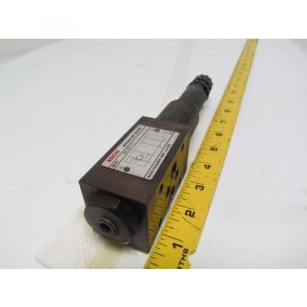 Nachi 0G-G01-PC-AK-5726B Hydraulic Pressure Reducing Modular Valve #2 image