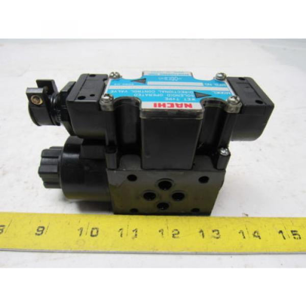 Nachi SL-G01-H3X-RT-C1-9320B Hydraulic Solenoid Directional Control Valve #2 image
