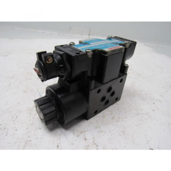 Nachi SL-G01-H3X-RT-C1-9320B Hydraulic Solenoid Directional Control Valve #5 image