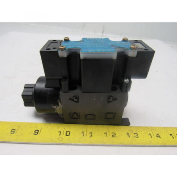 Nachi SL-GO1-A3X-GR-C1-31 Hydraulic Solenoid Directional Control Valve #1 image