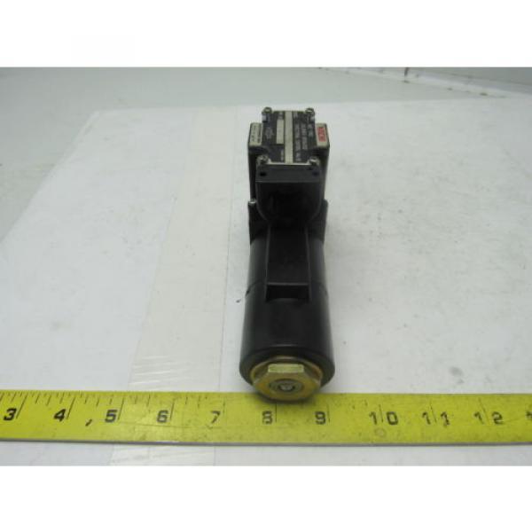 Nachi S-G01-B3X-GRZ-D2-32 Hydraulic Solenoid Directional Control Valve #3 image