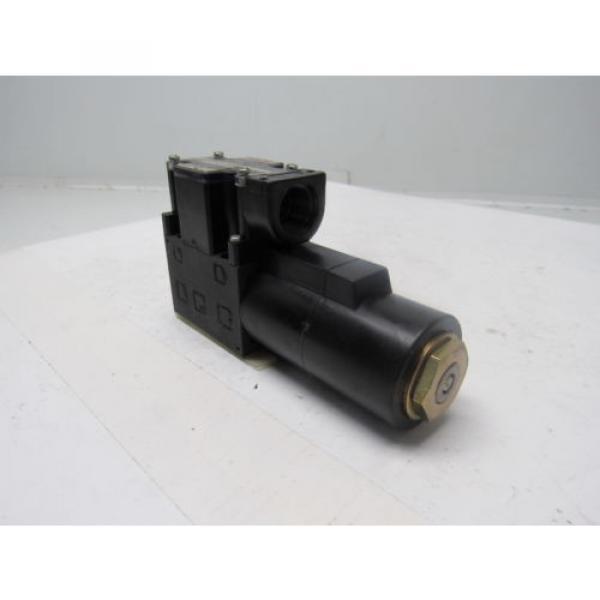 Nachi S-G01-B3X-GRZ-D2-32 Hydraulic Solenoid Directional Control Valve #5 image