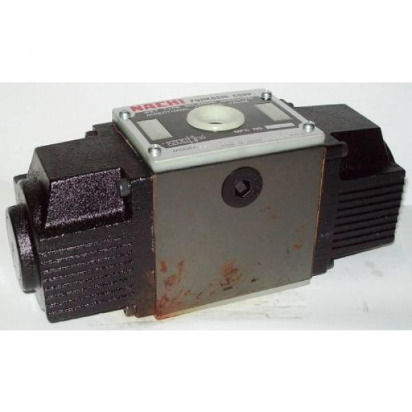 D05 4 Way Shockless Hydraulic Solenoid Valve i/w Vickers DG4S4-012N-WL-B 115 VAC #1 image