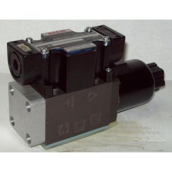 D03 4 Way 4/2 Hydraulic Solenoid Valve i/w Vickers DG4V-3-2AL-WL 115V Rectified #1 image