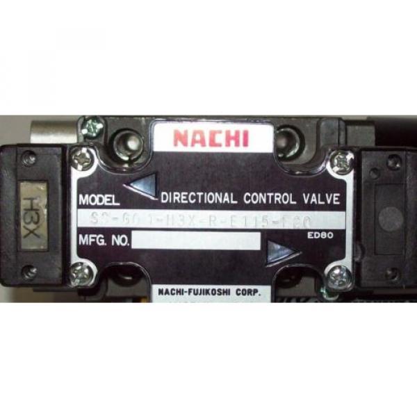 D03 4 Way 4/2 Hydraulic Solenoid Valve i/w Vickers DG4V-3-2AL-WL 115V Rectified #2 image