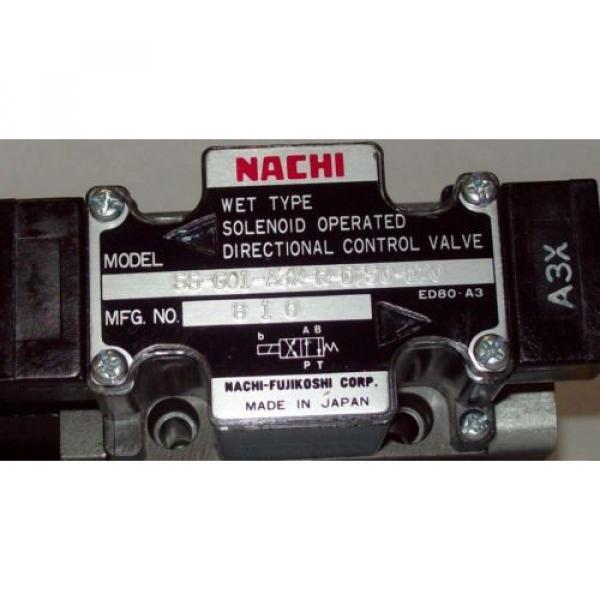 D03 4 Way 4/2 Hydraulic Solenoid Valve i/w Vickers DG4V-3-2A-WL-250V 250 VDC #2 image