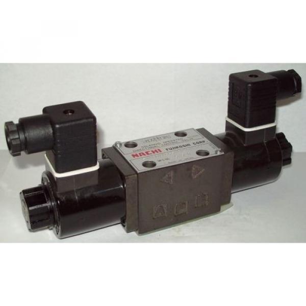 D03 4 Way 4/3 Hydraulic Solenoid Valve i/w Vickers DG4V-3-33C-U-D 230 VAC #1 image