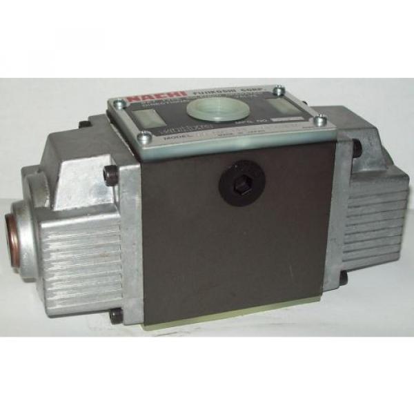 D05 4 Way 4/3 Hydraulic Solenoid Valve i/w Vickers DG4S4-018C-WL-D 230 VAC #1 image