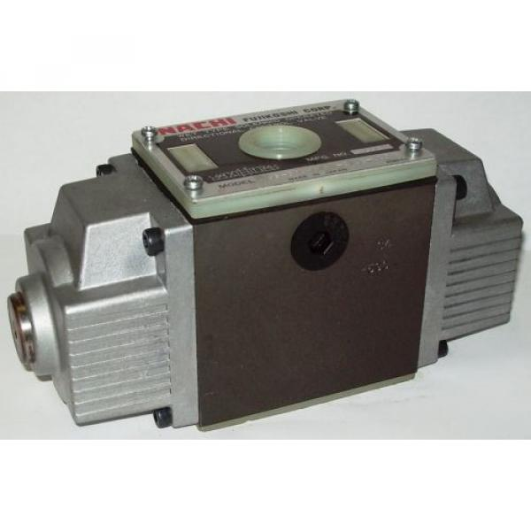 D05 4 Way 4/3 Hydraulic Solenoid Valve i/w Vickers DG4S4-010C-WL-D 230 VAC #1 image