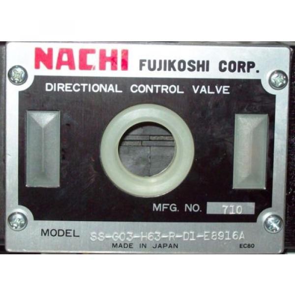 D05 4 Way 4/2 Hydraulic Solenoid Valve i/w Vickers DG4S4-?-WL-G 12 VDC #2 image