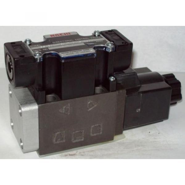D03 4 Way 4/2 Hydraulic Solenoid Valve i/w Vickers DG4V-3-?BL-WL-B 115 VAC #1 image
