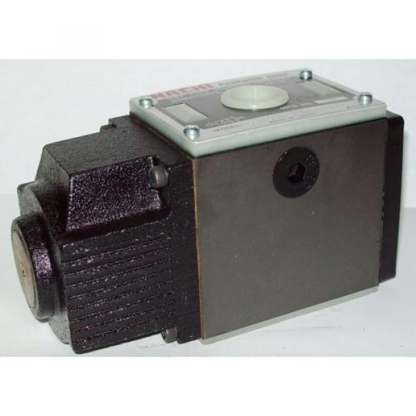 D05 4 Way Shockless Hydraulic Solenoid Valve i/w Vickers DG4S4-010A-WL-G 12 VDC #1 image